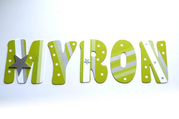 prénom garçon Myron