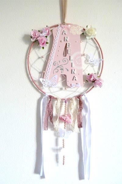idées cadeaux et décorations attrape-rêves-Angelina