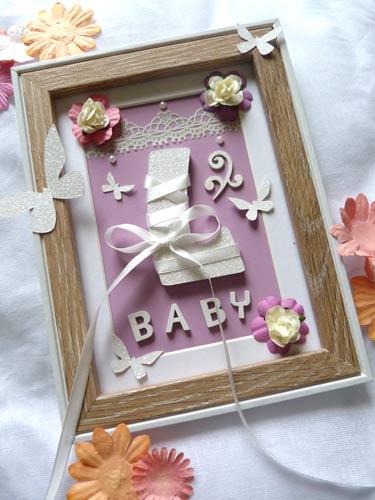 idées cadeaux et décorations cadre-baby-L