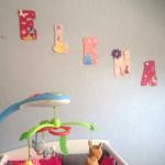 chambre enfant prenom Elena