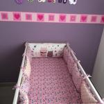chambre enfant prénom Joanna