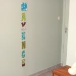 chambre enfant prénom Maxence